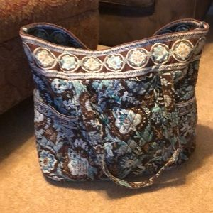 Vera Bradley Java Blue bag